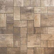 Pflastersteine Steine Sierra Madre, Muschelkalk Mehrere Formate Beton Terrasse
