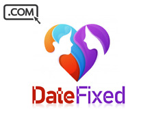 DateFixed.com - Premium Domain Name For Sale Brandable DATING MATRIMONY DOMAIN