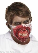 Maschere multicolore horror per carnevale e teatro