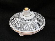 Wedgwood - FLORENTINE BLACK & WHITE - Teapot Lid Only - BRAND NEW