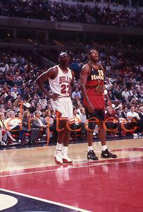 Michael Jordan CHICAGO BULLS - 35mm Basketball Slide