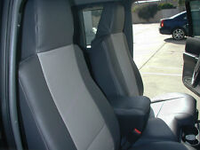 MAZDA B4000 2004-2009 IGGEE S.LEATHER CUSTOM FIT SEAT COVER 13 COLORS AVAILABLE