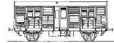 Parkside Dundas PC64 GWR 'Beetle' Prize Cattle Van. (00)