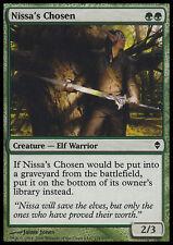 MTG NISSA's CHOSEN EXC - PRESCELTO DI NISSA - ZEN - MAGIC
