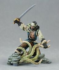 Reaper Miniatures PIRATE vs SEA MONSTER (54mm) Master Series 30013