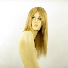 Perruque femme mi-longue blond doré VICTOIRE 24B