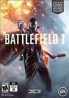 Battlefield 1 (PC, 2016)