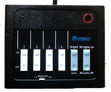 X10 Home Automation Sundowner Black SD533 230V