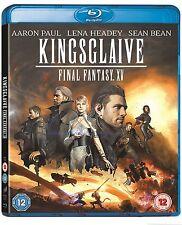 Kingsglaive: Final Fantasy XV (Blu-ray, Region Free) *NEW/SEALED*