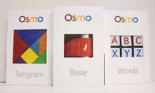 Osmo - Genius Kit - Multi - Tangram, Base, and Words
