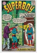 Superboy #113 VF 8.0 Superman DC National Comics Presents Curt Swan Clark Kent