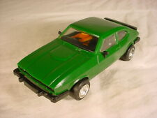 Scalextric Ford Capri 3 L Green Limited Edition C2059 VG Unboxed.