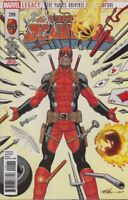 DESPICABLE DEADPOOL #299 MARVEL LEGACY 1ST PRINT COVER A