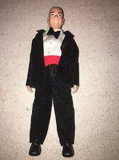 "☀️Vintage 1982 Little Orphan Annie Doll - Daddy Warbucks 6-1/2"" Knickerbocker"