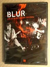BLUR  -  LIVE AT GLASTONBURY FESTIVAL  -  DVD  2008  NUOVO E SIGILLATO