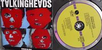Talking Heads- Remain in Light- Target-Label- Made in West Germany- No Barcode