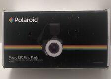 Polaroid Ring Light/Macro Flash
