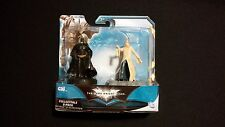 DC Batman and Scarecrow Collectible Mini Figurines DARK KNIGHT