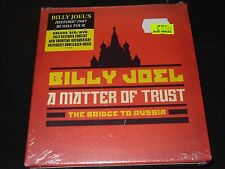 A Matter Of Trust - The Bridge To Russia: Deluxe Edition (2CD/DVD) Billy Joel