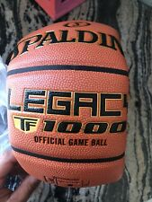 -Spalding Legacy TF 1000 Official NFHS Game Basketball High School Brand New-/