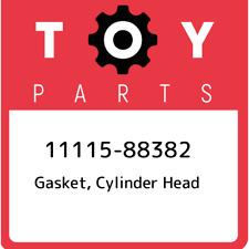 11115-88382 Toyota Gasket, cylinder head 1111588382, New Genuine OEM Part
