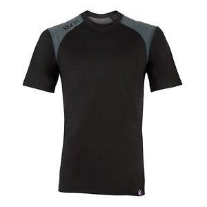 Knox Mens Jack Sport Short Sleeve Multi-Sport Baselayer - Black
