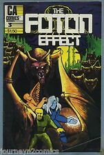 The Foton Effect #3 1987 Carol Perino CA Comics c