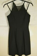 Elegant Sexy FRENCH CONNECTION Black Dress For That Special Occasion Size 10