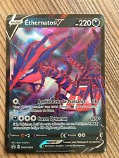 Carte Pokemon Ethernatos V promo SWSH064