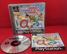 World Tennis Stars Sony Playstation 1