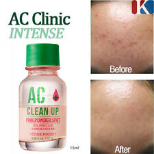 Acne & Blemish Treatments AC Clean Up Pink Powder Spot 15ml Acne Trouble Care