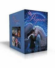 Pegasus: Pegasus Mythic Collection Books 1-6 : Flame of Olympus; Olympus at...