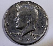 PIECE USA  KENNEDY HALF DOLLAR 1972 DENVERS   AA46