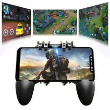 Six-finger Mobile Phone Game Controller Gamepad Joystick for IOS Android PUBG