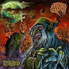 ACID WITCH - Stoned LP - Blue / Orange Colored Vinyl - NEW COPY - Doom Metal