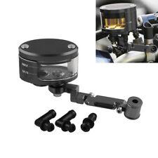 CNC Bremskupplung Hauptbremszylinder Motorrad Flüssigkeitsbehälter Öltas  rf