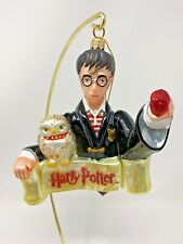 Polonaise Kurt Adler Harry Potter & The Sorcerer's Stone Glass Ornament Ap 1369