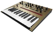 KORG Monophonic Analogue Synthesizer Monologue GD Gold New in Box