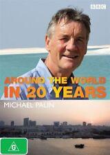Around The World In 20 Years - Michael Palin (DVD, 2009)