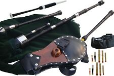 Border Pipes, Scottish Lowland Pipes, Reel pipes, or Half Longs Bellow Blown