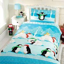 Linge de lit et ensembles multicolores polaire