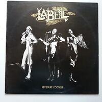 LaBelle - Presure Cookin Vinyl LP UK 1975 Press