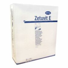 Hartmann Zetuvit E Sterile Absorbent Dressing Pads, 20cm x 20cm, Pack of 15