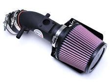 HPS Shortram Air Intake Kit + K&N Filter for Toyota 07-16 Camry V6 BLACK 14 15