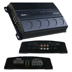 AUDIOPIPE APEL-2200.4 Audiopipe 4 Channel Amplifier 2200 Watts