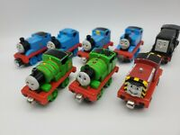 Thomas the Train & Friends LOT OF 8 Engines THOMAS PERCY SALTY Free Shipping
