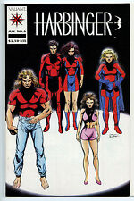 Valiant Comics Harbinger Issue #6  nm/m Condition with Coupon from 1992