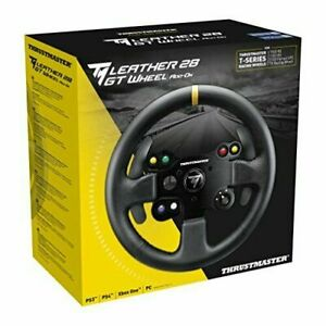 Thrustmaster TM Leather 28 GT Wheel Add-On  for XBox / PS4 / PS3 / PC)