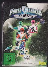 POWER RANGERS LOST GALAXY SEASON VII 7 (5 DVD) REGION 2 GERMAN DEUTSCH NEW
