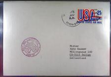 USS California 1970 Navy Sea Post Marine Schiffspost Ship Navire Schiff U277